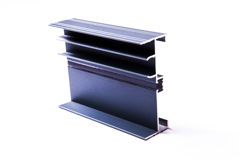 Powder Coating Aluminum Extrusion Profile